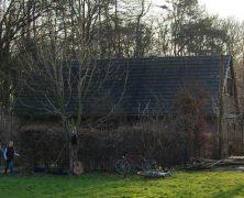 Gerettet: Pfadfinderheim der Schwarzen Adler