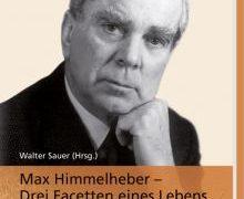 Neuerscheinung: Max Himmelheber – Drei Facetten eines Lebens