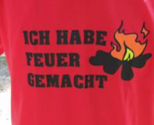 Johannisfeier bei Brandgefahr