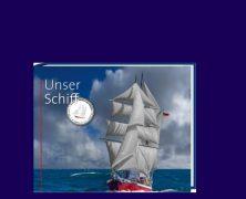 Buchvorstellung: Unser Schiff – eine Chronik der Brigantine Falado von Rhodos