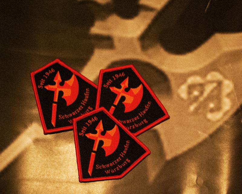 Zum 70. Jubiläum wurde das Wappen modernisiert und ein neuer Aufnäher wurde entworfen.