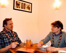 Zukunft des Bundes? Interview mit dem Weinbacher Wandervogel