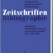 Buchvorstellung: Zeitschriften-Bibliographie