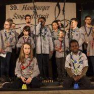 Hamburger Singewettstreit startet am 24. Februar