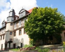 Teilöffnung Schloss Martinfeld