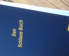 BdP BBB proudly presents: Das Schlaue Buch!