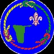 Jubiläumsparade der Scouts Namibia