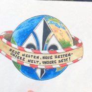 Ein Logo für das Bundeslager