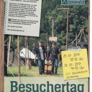 Besuchstag beim BdP-Bundeslager Estonteco