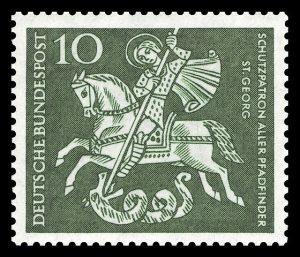 Briefmarke Georg