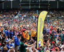 15th World Scout Moot: Fantastische Eröffnung (Bilderserie)