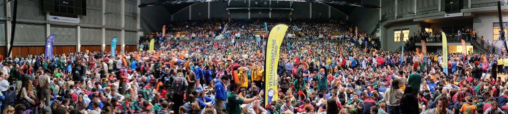 World Scout Moot Island Eröffnung 4