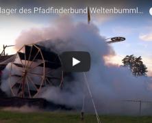Video vom Bundeslager des Pfadfinderbund Weltenbummler 2017