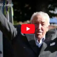 Oss Kröher wurde 90 Jahre und feiert seinen Geburtstag