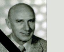 Nachruf auf Heinz Hofmann