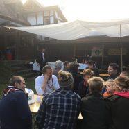 Traditionelles Wiesenfest des Weinbacher Wandervogels