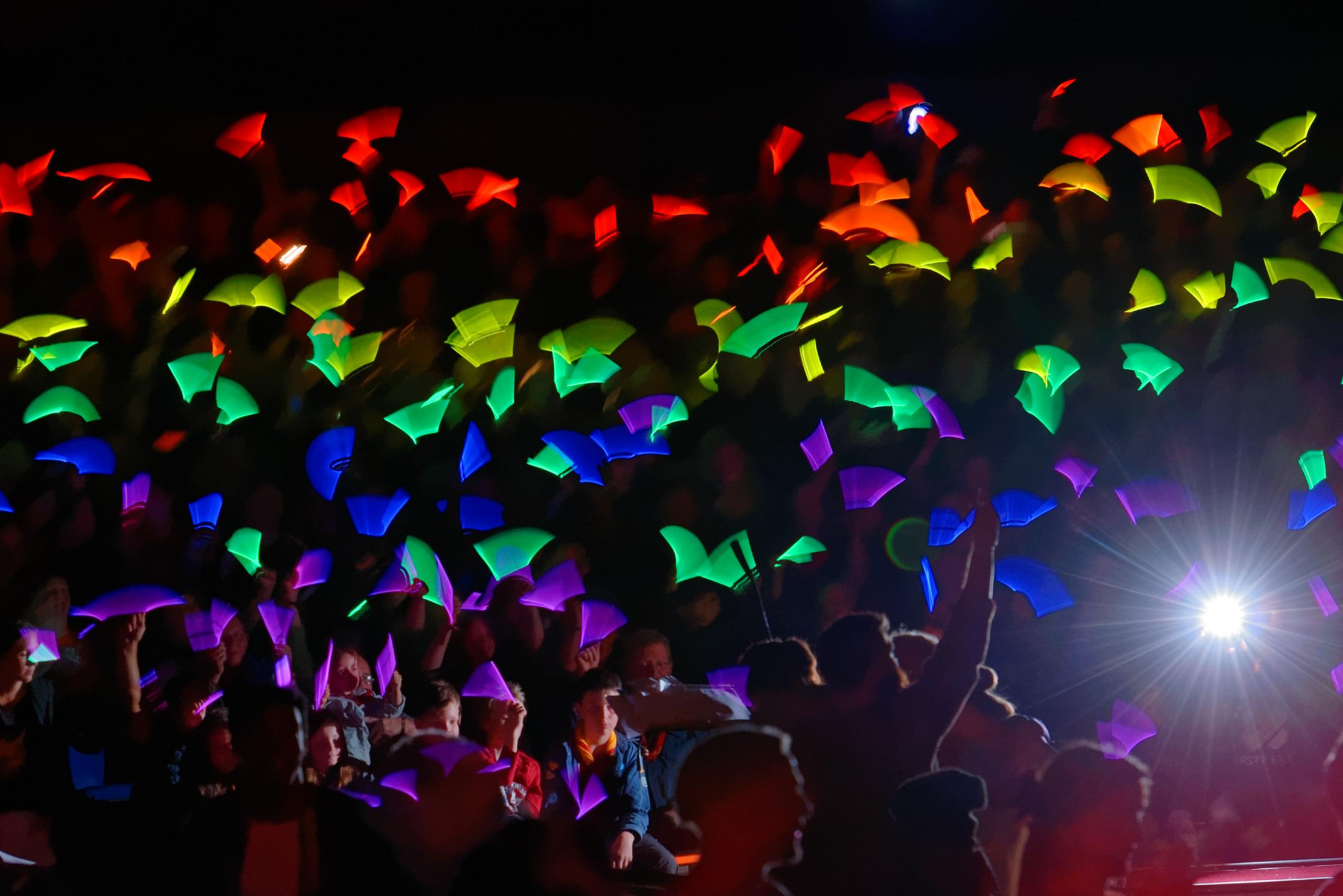 Unvergesslicher Regenbogen und Zeichen der Hoffnung © [Harald Schreiber]