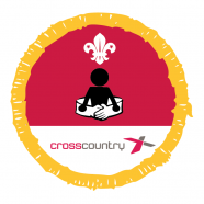 """Zugsicherheit: """"Safety Badge"""" der Britischen Pfadfinder"""