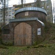 Das Ende der Tropfsteinhöhle