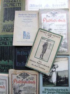 Pfadfinderabzeichen Sammlertreffen Christian Lohmann (Bugs)
