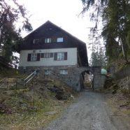Blockhütte der DPSG bei Weiden