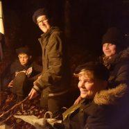 Waldweihnacht und Winterfahrt