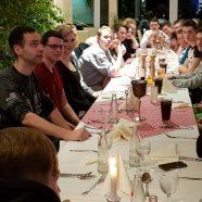 Jahresauftakt der Pfadfinderinnen und Pfadfinder in Hohenfelden