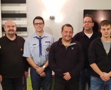 Pfadfinderzentrum Drei Gleichen e.V. mit neuem Vorstand