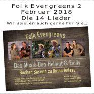 Neue CDs: Barden Sonderauflage & Folk Evergreens
