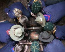 Scouts vs. 500 Kilo Bulle