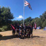 WFIS-Eurocamp: Internationales Zeltlager