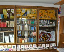 Besuch im Pfadfindermuseum