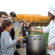 Fotoserie: Georgspfadfinder verwandeln Westpark in Zeltstadt