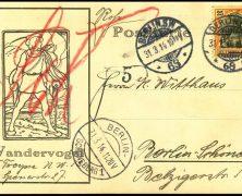 Vortrag Deutsche Jugendbewegung – auch philatelistisch