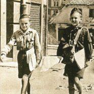 Pfadfinder im Warschauer Aufstand 1944