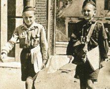 Pfadfinderdienste im Warschauer Aufstand 1944