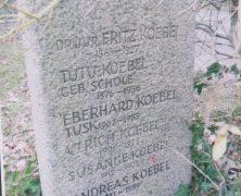Ehrengrab für Eberhard Koebel (tusk)