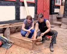 Jugendbauhütte bewirbt sich um Ehrenamtspreis