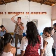 Freiwilligendienst im Ausland