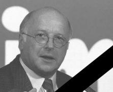 Wir trauern um Dr. Norbert Blüm