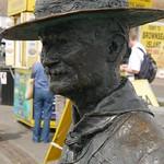 Baden-Powell in Sicherheitsverwahrung