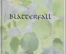 Neuerscheinung: Blätterfall