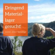 Nürnberg: Dringend Lagerraum gesucht
