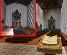 Solinger Liebfrauenkirche in Minecraft